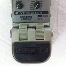 Line 6 Verbzilla Reverb Pedal