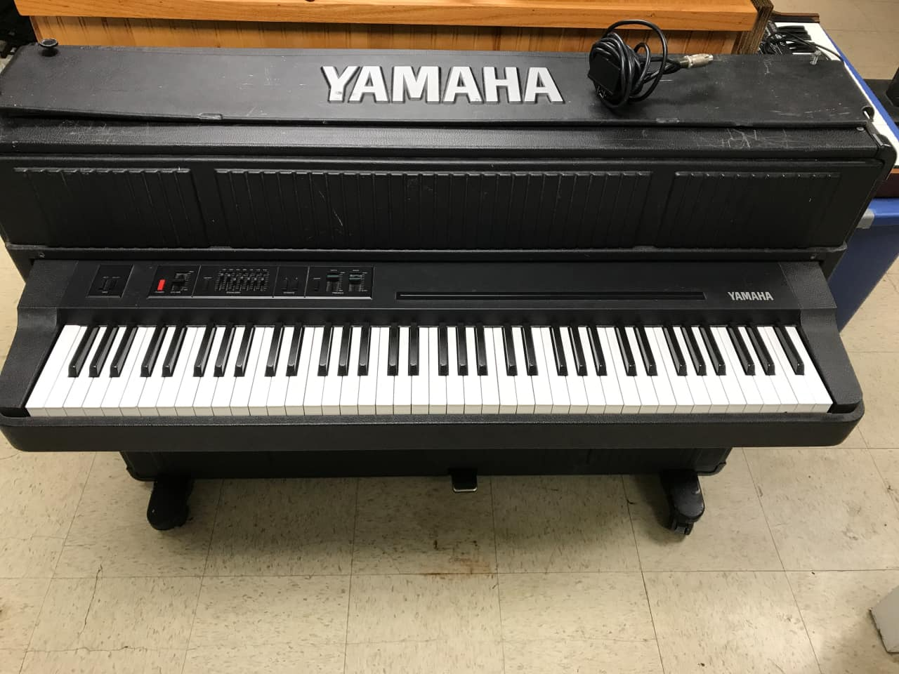 Yamaha Cp Specs