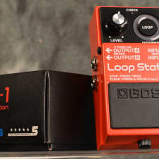 Boss RC-1 Loop Station STORE DEMO w/ FREE SAME DAY SHIPPING