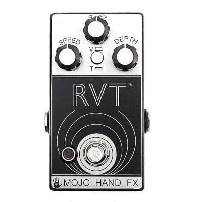 Mojo Hand FX RVT - Reverb/Vibrato/Tremolo