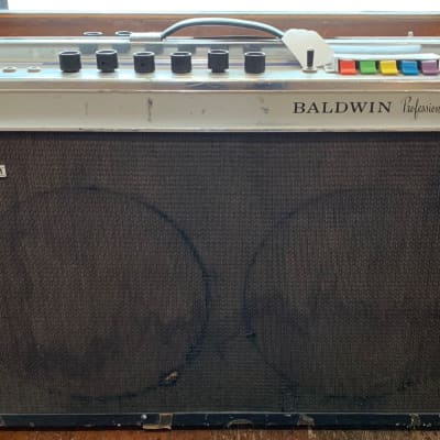 1969 Baldwin C-1 Amp Willie Nelson for sale