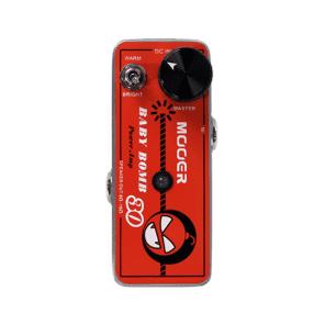 Mooer Baby Bomb 30 - 30-Watt Digital Micro Power Amp in a MICRO Pedal Open Box