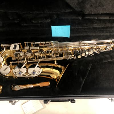 Jupiter Carnegie XL CAS-70 Alto Saxophone (REF# 9014)