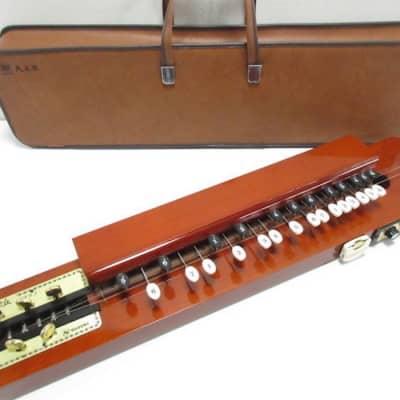 SUZUKI Sakyu Electric Nagoya Harp Taishogoto Original Case
