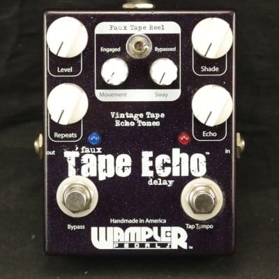 USED Wampler Faux Tape Echo (040)