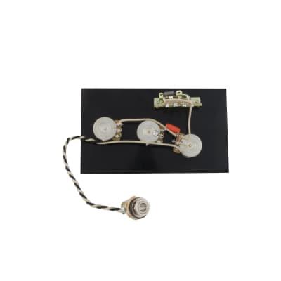 920d strat wiring harness hendrix 60's 3 way w/blender treble bleed