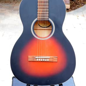 Recording King RPH-05 Dirty 30's Solid Top Single-0 Acoustic Guitar