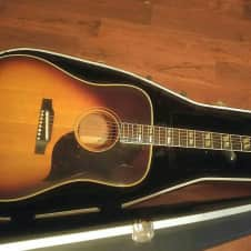 1965 Gibson SJ All Original Crack Free