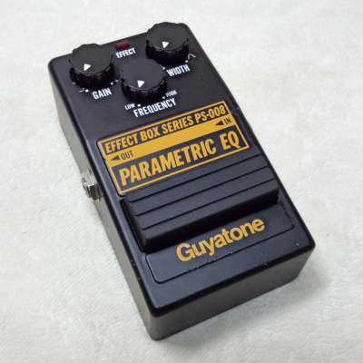 Guyatone PS-008 Parametric EQ w/Box for sale