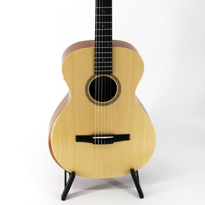 Taylor A12e-N Academy Nylon String Grand Concert Acoustic/Electric  - 2017 Display Model w/ Gig Bag