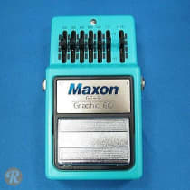 Maxon GE-9 Graphic EQ image