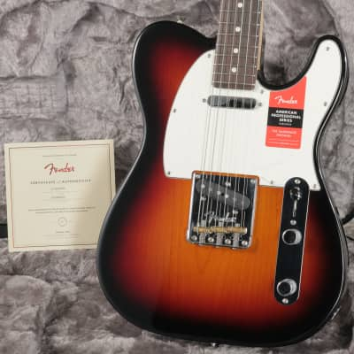 Fender American Professional Telecaster 3-Color Sunburst R - Shipping Included*