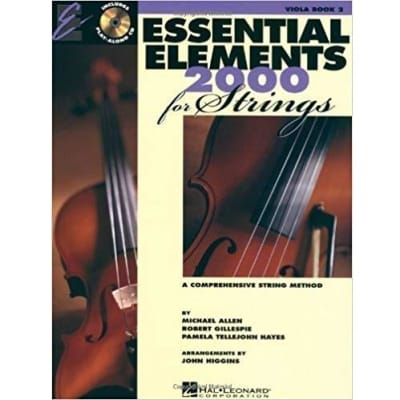 Essential Elements 2000 for Strings - Viola | Book 2 (w/ CD)