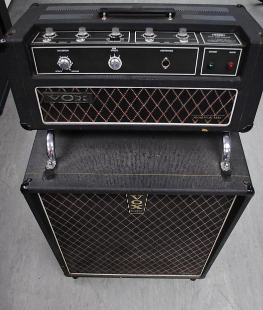 vox foundation vintage bass guitar amp cab reverb. Black Bedroom Furniture Sets. Home Design Ideas