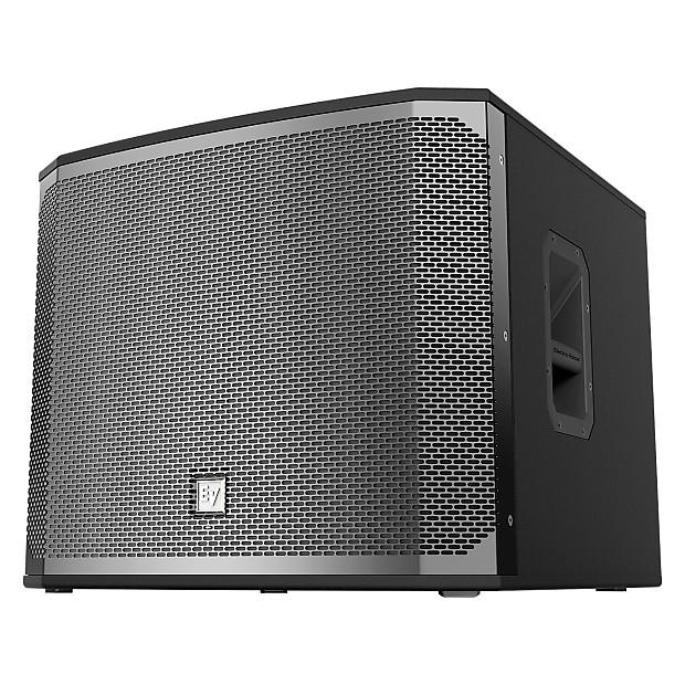 electro voice ekx 18sp us sole source av supply reverb. Black Bedroom Furniture Sets. Home Design Ideas