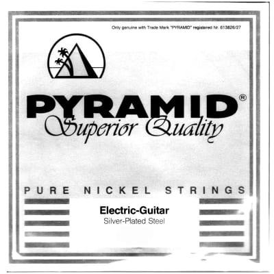 Pyramid 010 Plain Electric Single String