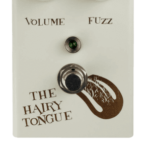 Dr. Green Hairy Tongue Vintage Fuzz