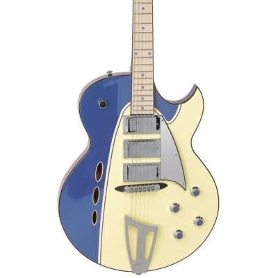 Backlund Rockerbox - Blue/Creme for sale