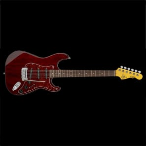 G&L Tribute Series S-500 with Rosewood Fretboard Irish Ale
