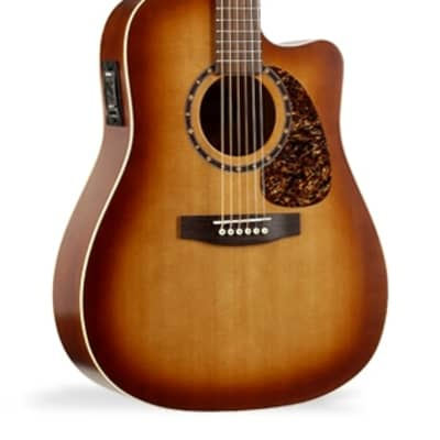 Norman B18 Cutaway Acoustic-Electric Guitar - Tobacco Burst for sale