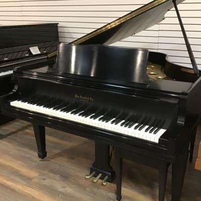 Knabe 5'1 Satin Ebony Grand Piano c1977 #188938