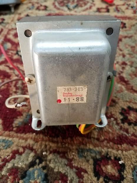 Drake JCM 800 output transformer 1988
