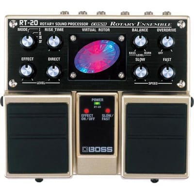 Boss RT-20 Rotary Ensemble Pedal for sale