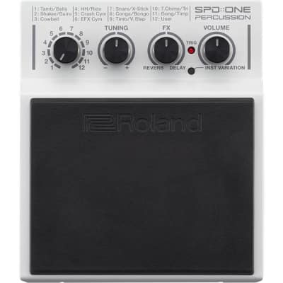 Roland SPD-1P SPD-One Electronic Drum Pad Percussion