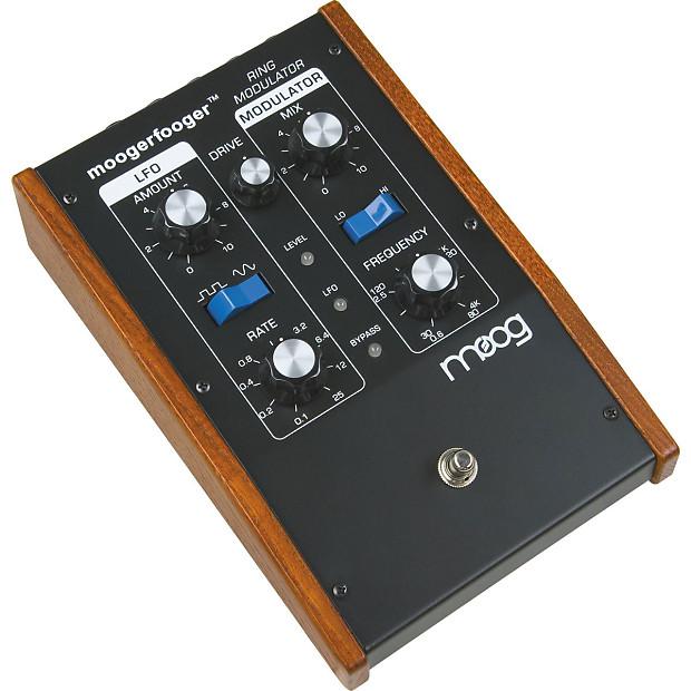 Moogerfooger Mf  Ring Modulator