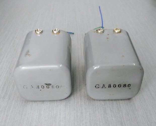 Yamaha PM1000 Output Transformer Pair Tamura GA80080