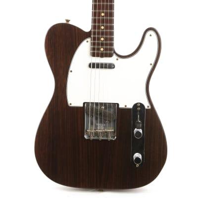 Fender Custom Shop 1969 Rosewood Telecaster Journeyman Relic Natural