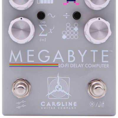 Caroline Guitar Co Megabyte Lo-Fi Delay Computer