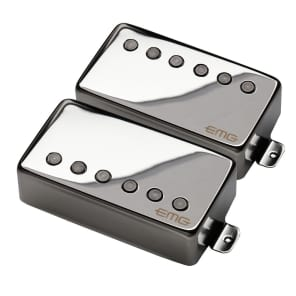 EMG 57/66-BRC Active Solderless Alnico V Humbucker Set