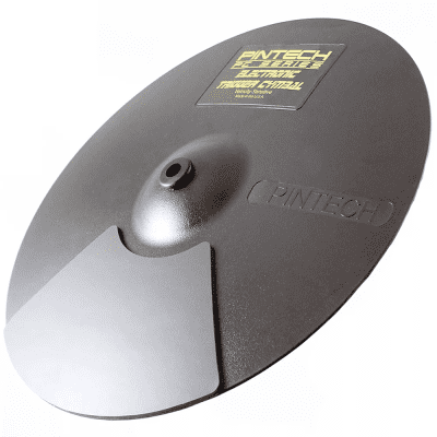 "Pintech PC16 16"" Single-Zone Electronic Cymbal Trigger"