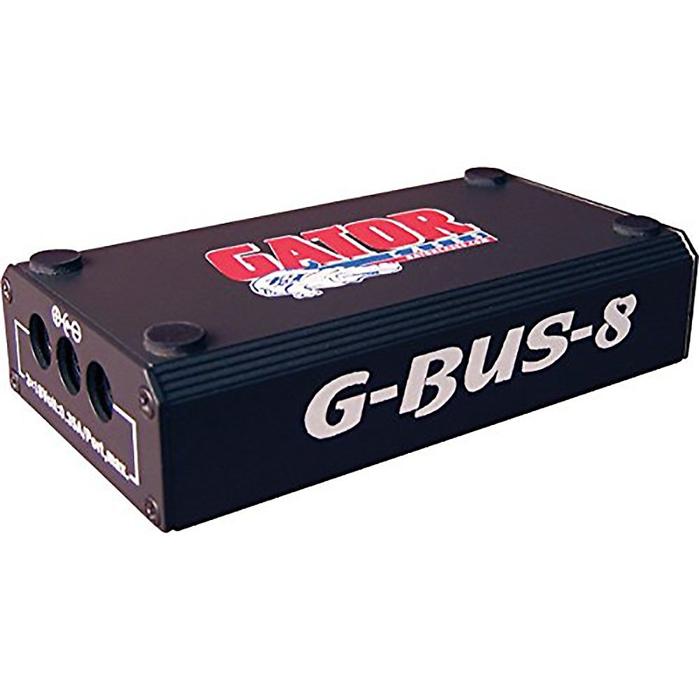 gator g bus 8 us pedal board power supply reverb. Black Bedroom Furniture Sets. Home Design Ideas