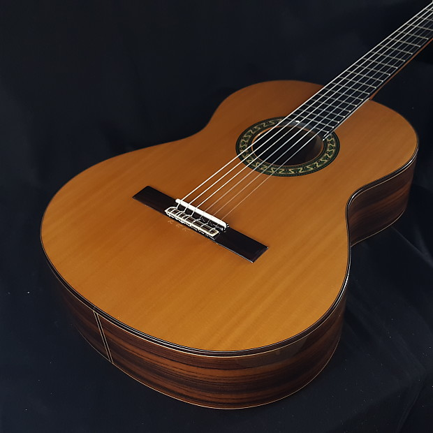 9b4e0e8020 ... LR5-PT Pepe Toldo Sound Reflector Classical Guitar w/ Bag. By Alhambra;  Listed by Stoughton Music Center; Condition: Brand New; 149 Views. Sold!