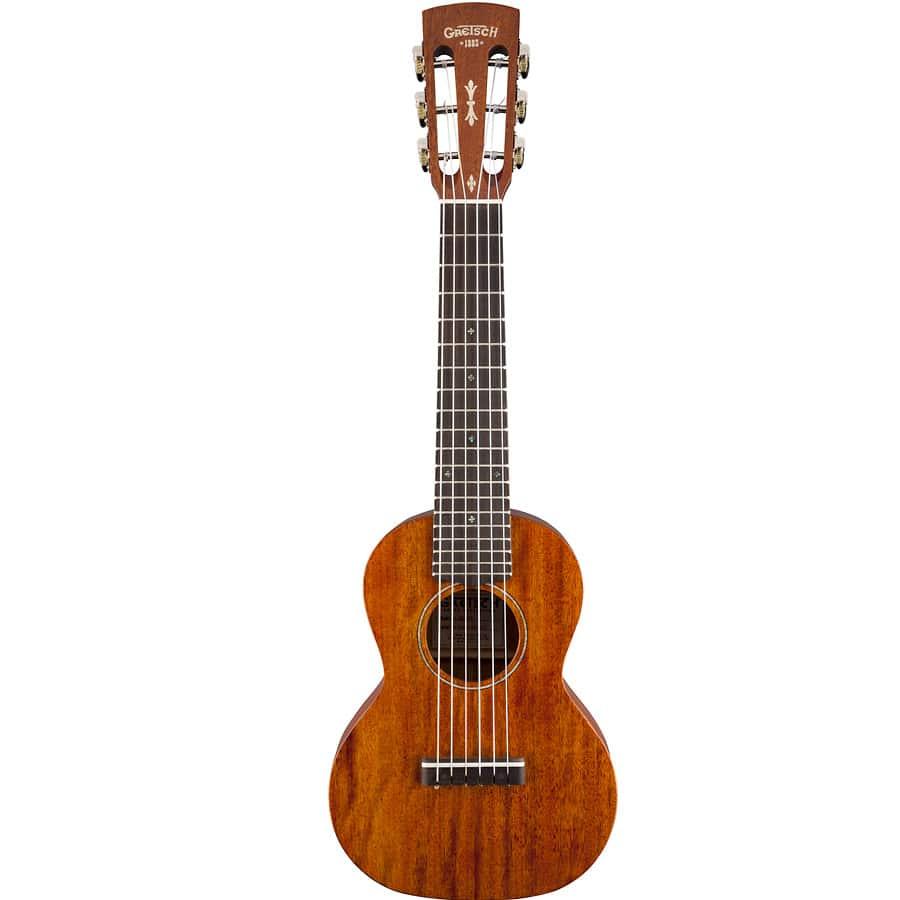 gretsch g9126 6 string guitar ukulele 6 string guitar ukulele reverb. Black Bedroom Furniture Sets. Home Design Ideas