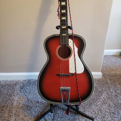 Holiday harmony 1962 red, black for sale