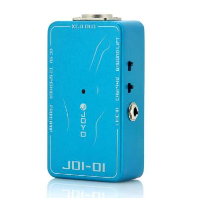 Joyo JDI-01 DI Box with Amp Simulation