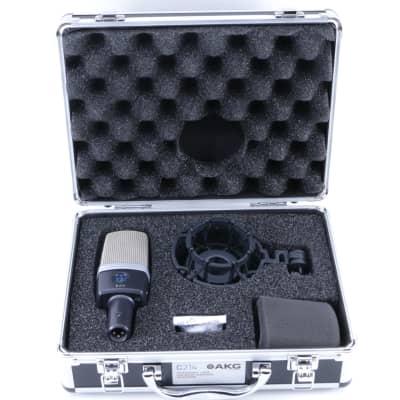 AKG C214 Condenser Cardioid Microphone MC-3441