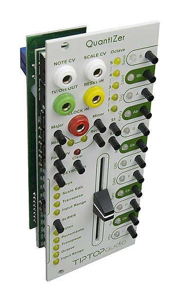 tiptop audio quantizer eurorack module absolute music uk reverb. Black Bedroom Furniture Sets. Home Design Ideas