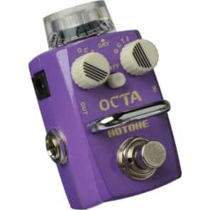 Hotone OCTA Digital Octave Pedal for sale