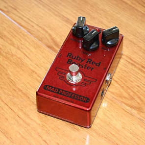 Mad Professor Ruby Red Booster for sale