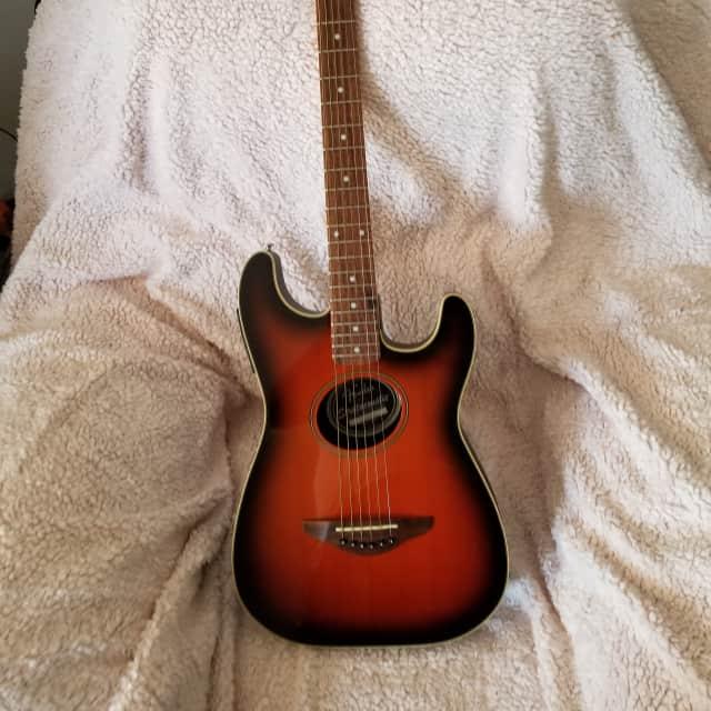 Fender Stratacoustic 2 Color Sunburst image