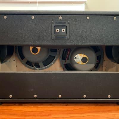 Vintage JBL D120F 2x12 Speaker Cabinet (All Original, No Recone) for sale