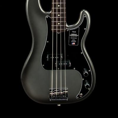 Fender American Professional II Precision Bass - Mercury #16178