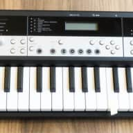 Korg microSTATION 61-Mini Key Synthesizer w/ Sequencer and Plug-In Editor