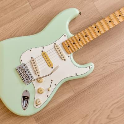 1990 Fender Yngwie Malmsteen Stratocaster ST72-86DSC Sonic Blue, Japan MIJ w/ USA Dimarzio DP117 for sale