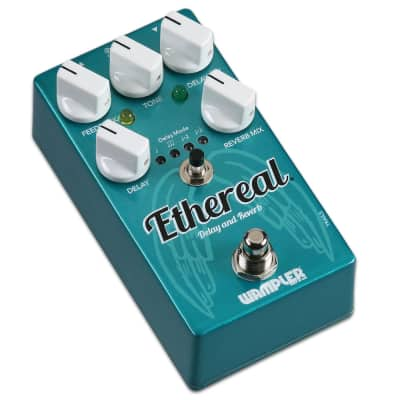 Wampler Ethereal Delay - w/Warranty; Immaculate Condition!