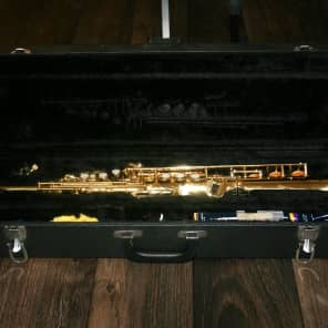 Selmer SS600 Student Model Soprano Saxophone